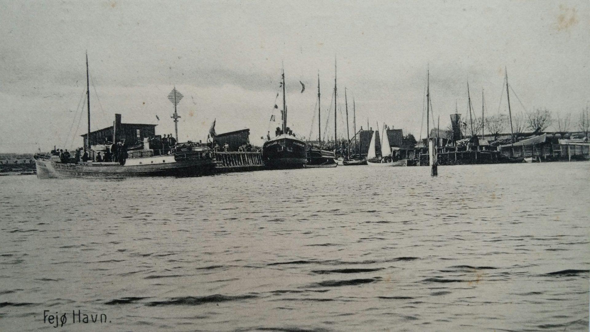 Dybvig postkort sendt 30.7.1907